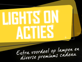 Lights On Acties!